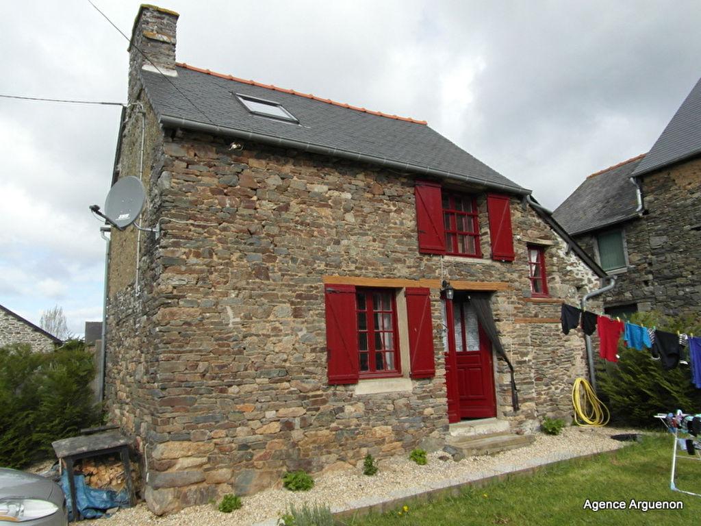 Immobilier plesder a vendre vente acheter ach - Transformer une maison ancienne ...