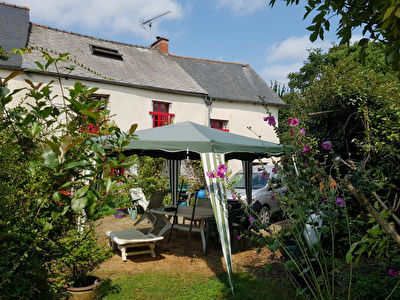 Jugon les lacs area, Charming house in a peaceful setting