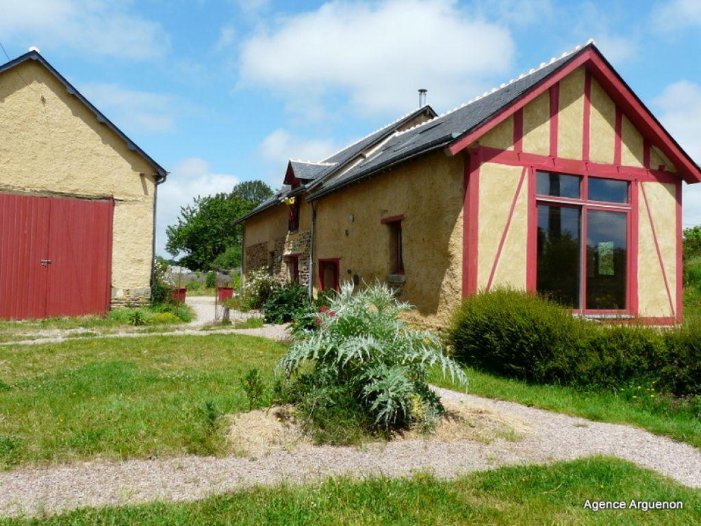 Maison Saint Meen Le Grand