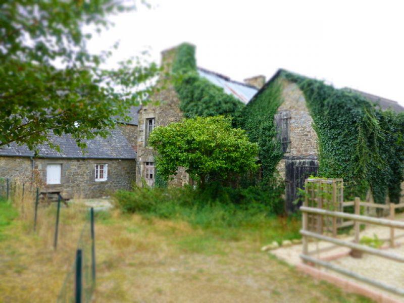 Beau projet de rénovation dans village tranquille