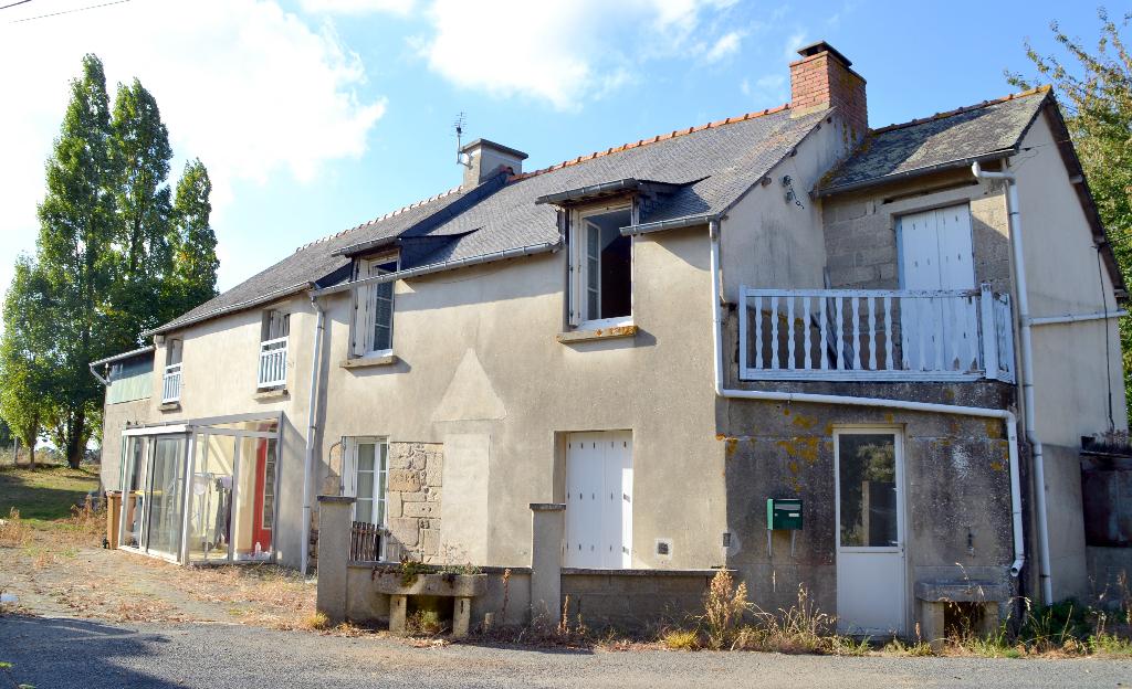 Secteur Broons - Prox N12, Maison indépendante, terrain, 7 chambres