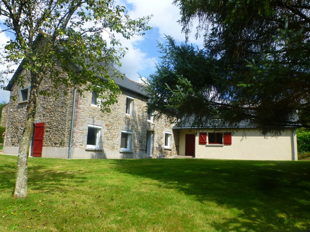 Achat vente maison plouguenast maison a vendre for Achat maison de campagne