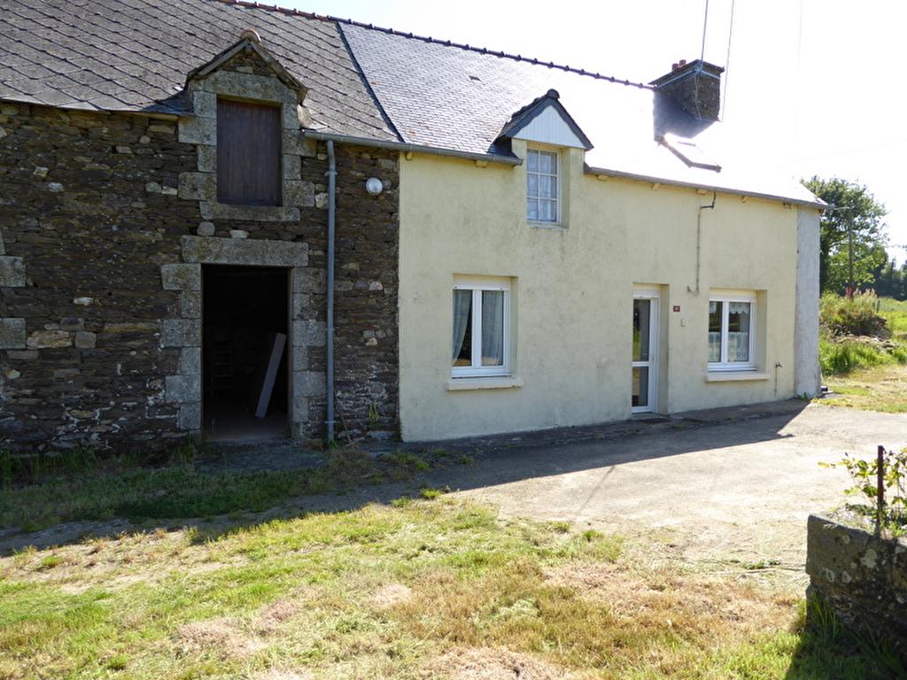 Secteur Collinée, jolie maison de campagne avec 2 chambres, jardin au Sud, possibilité d'agrandissement