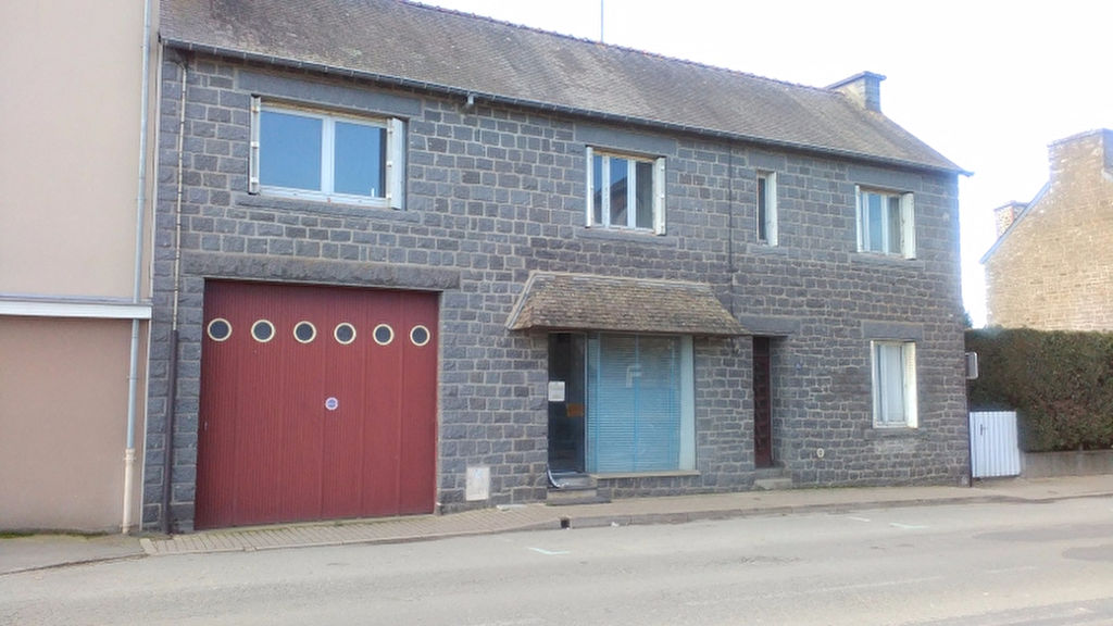 Centre ville LANVALLAY: maison de 3 chambres à moderniser