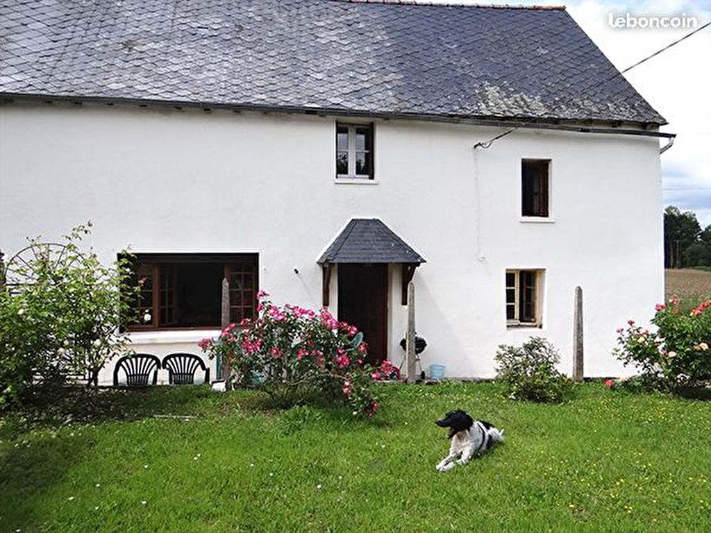 Dinan area, lovely cottage in peaceful countryside