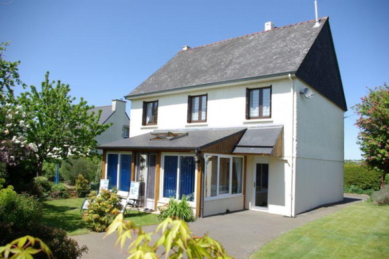 Axe St Malo/ Rennes: jolie maison de 4ch. avec jardin paysagé