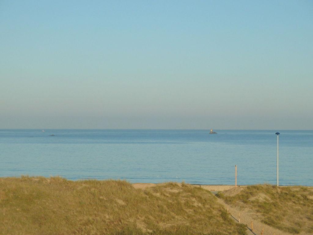 Vue mer et accès plage à pied: maison d'architecte à Saint Lunaire
