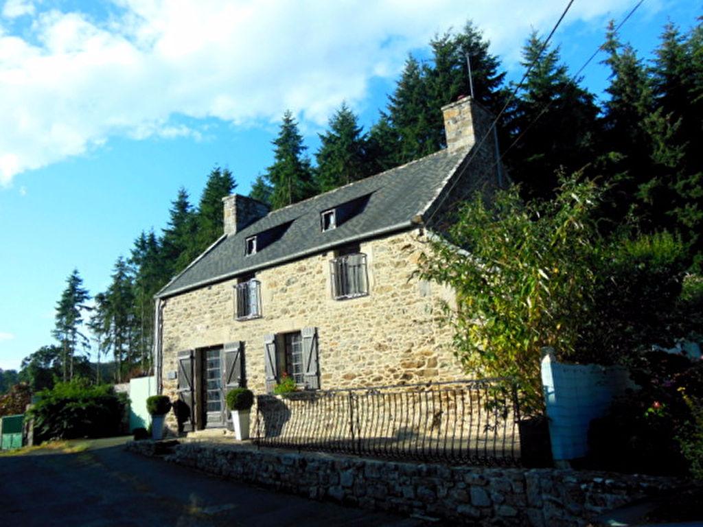 A pied de la rivière de l'Arguenon: Maison indépendante de 3 ch.