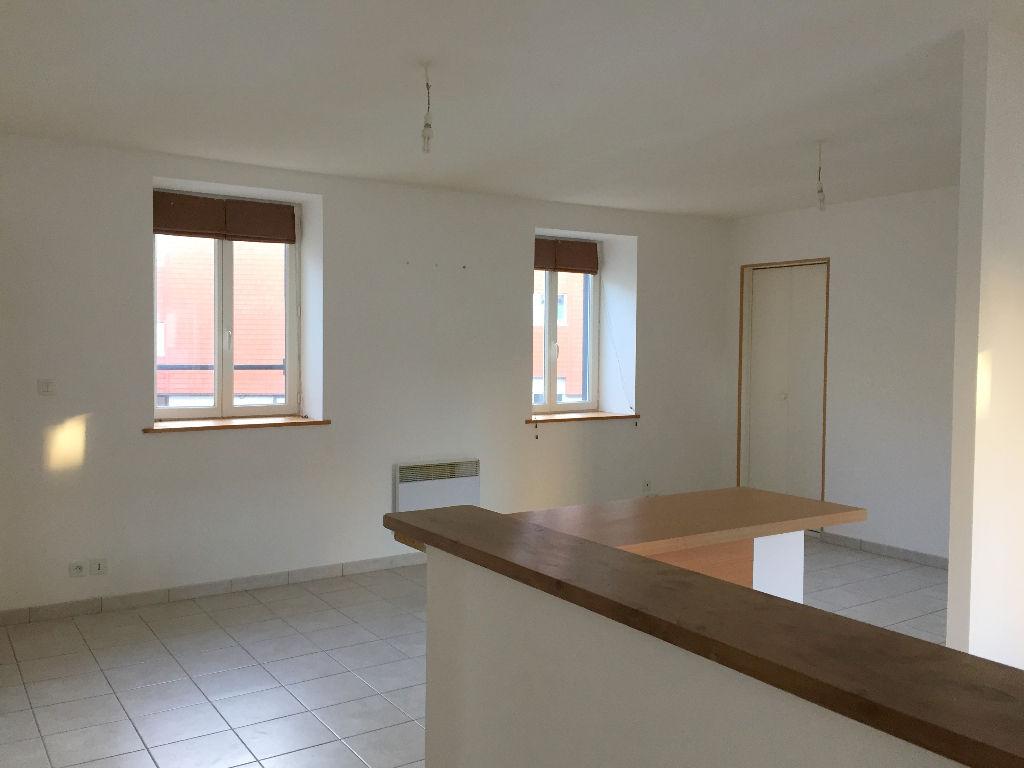 Lamballe centre historique: bel Appartement T3 de 60m²