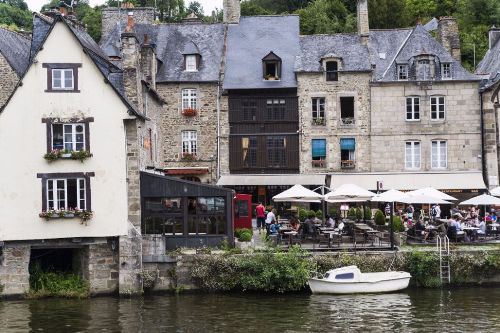 Apartment on the Port of Dinan