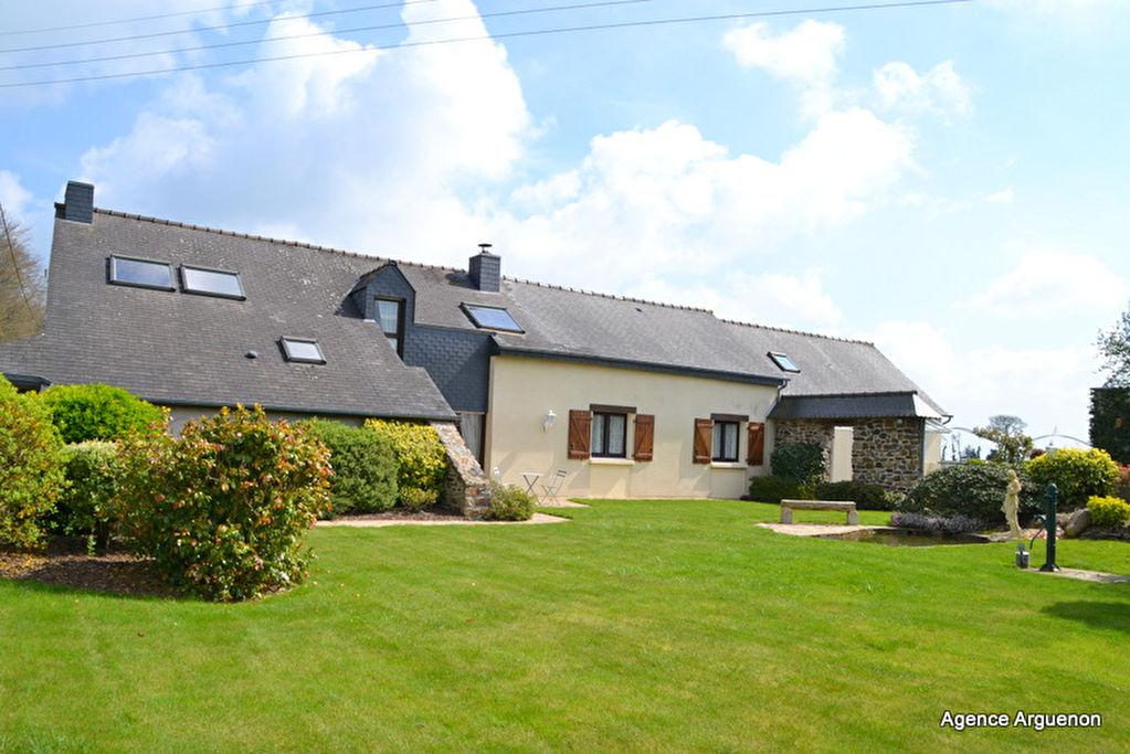 Maison Familiale proche de l'axe Rennes Saint Brieuc