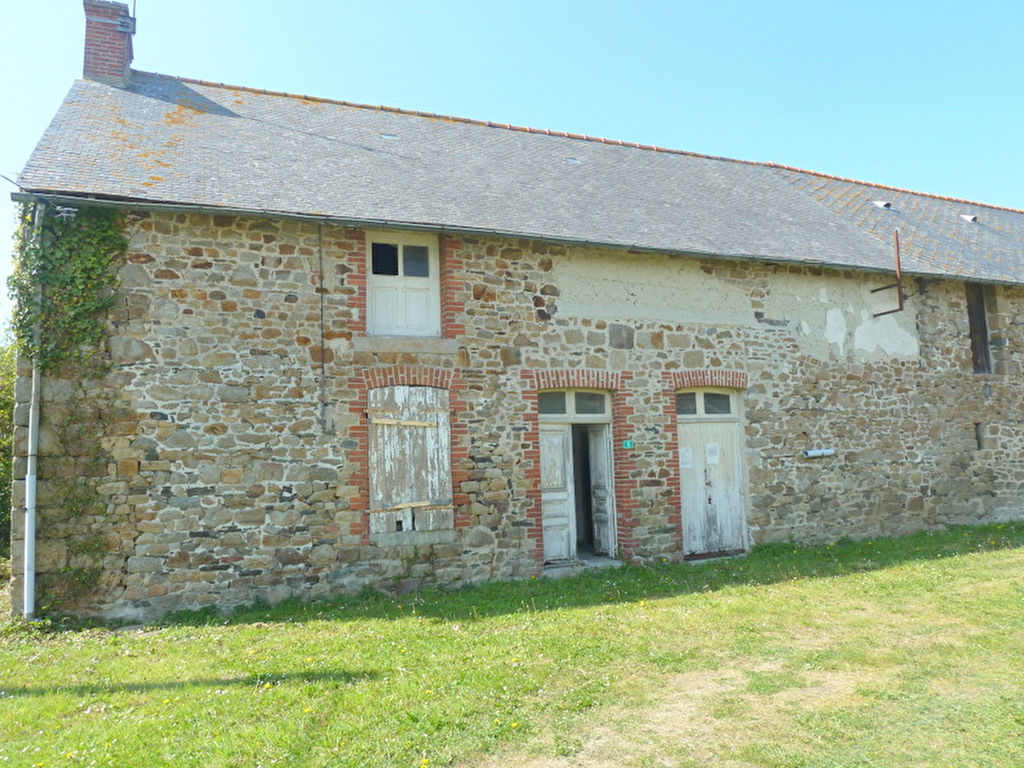 Character property to develop near Mont St Michel!