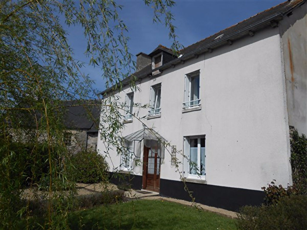 Spacious village house close to Dinan