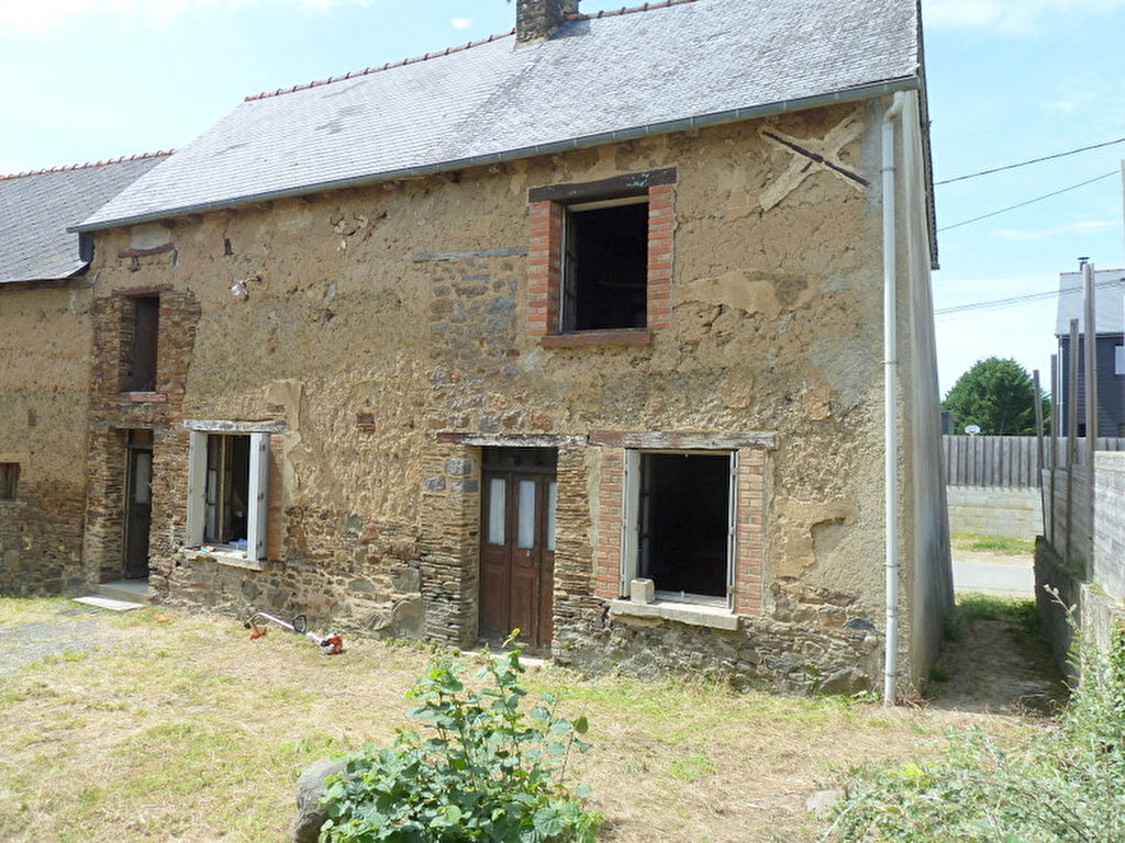Projet de rénovation, 25 min de Rennes, 20 min de Dinan et Saint-Malo