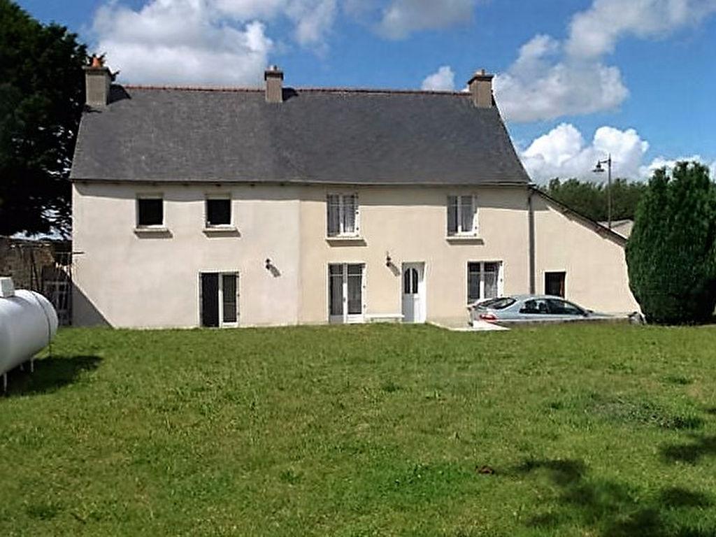 Ensemble de deux maisons Ereac 7 pièce(s) 100 m2