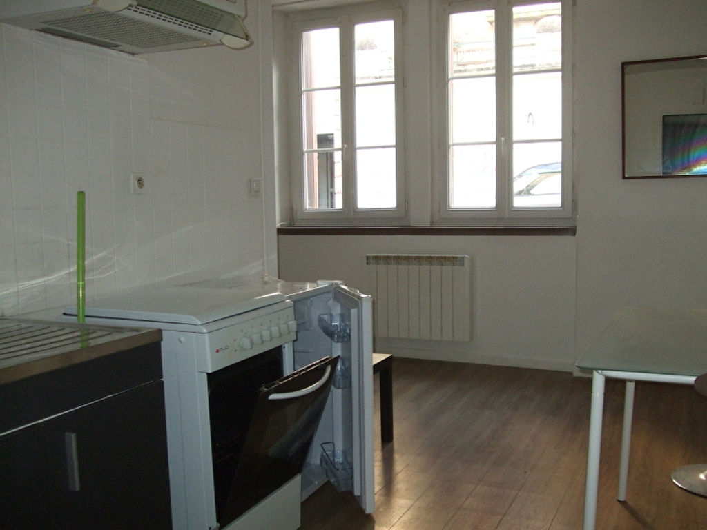 Appartement centre ville dinan