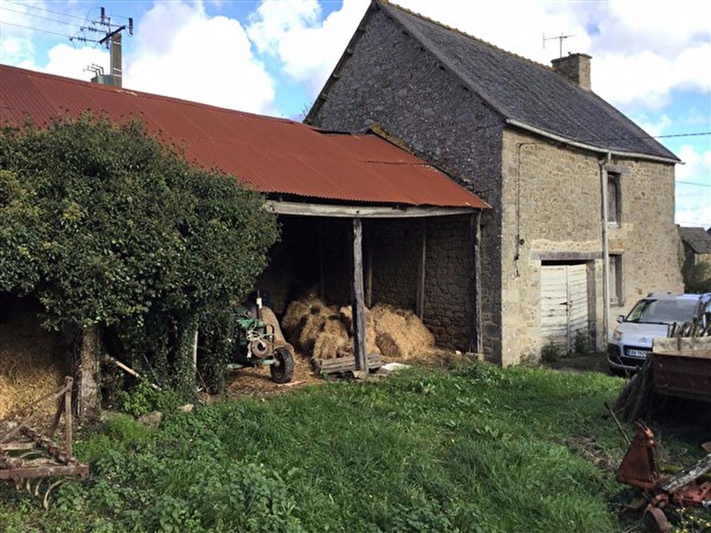 Maison Pledeliac à rénover