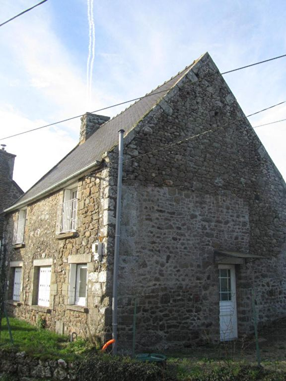 South of St Malo, detached countryside house, 2 bedrooms, lovely garden