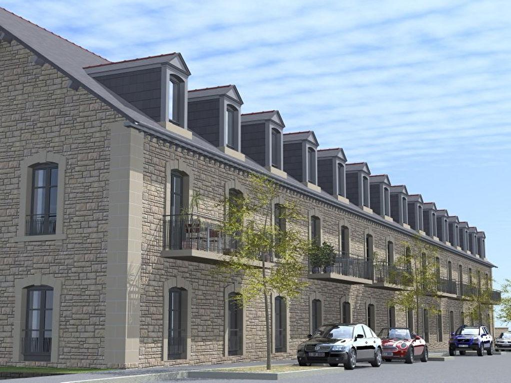Vente en VEFA. Bel appart T4 au 1er étage avec balcon, quartier recherché, proche centre