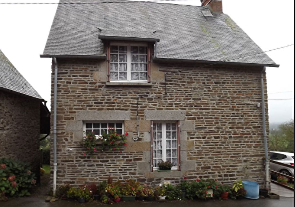 Bay of Mont St Michel - Charming house overlooking Sougeal marsh!