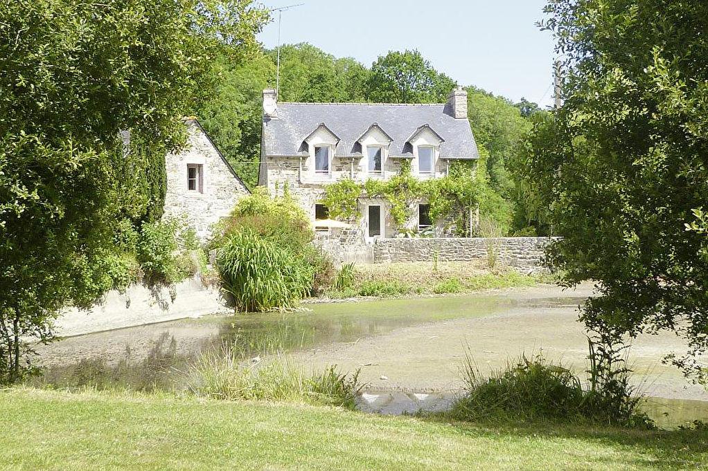 Secteur Sables d'Or - Moulin à Eau et maison proche côte