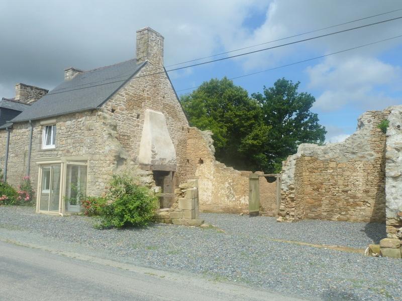 Maison à Saint Maudez à rénover