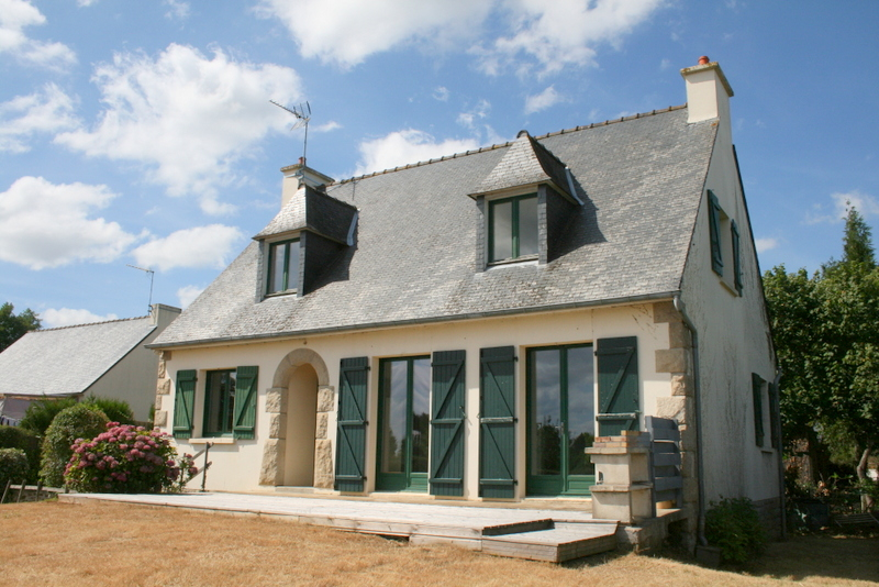 Rare - Superb Traditional House Neo Breton, quiet, 5 minutes Dinan