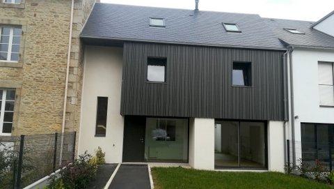 Maison contemporaine centre historique 5 chambres avec parking et terrasse
