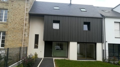 Modern house in Historic centre, 5 bedrooms!
