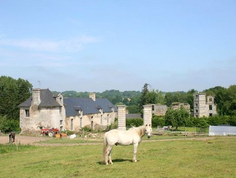 An exceptionnal historic property close to Dinan, 25 mns to beaches
