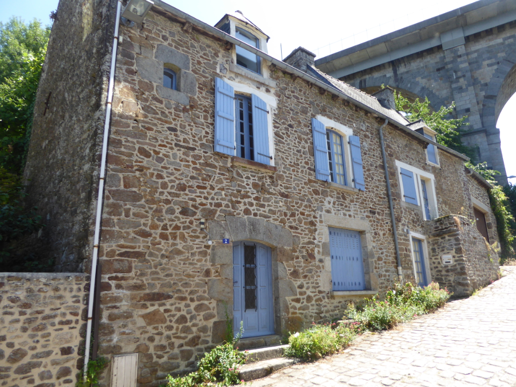 PORT OF DINAN - Substantial 4 bed stone property  with garage and development potential