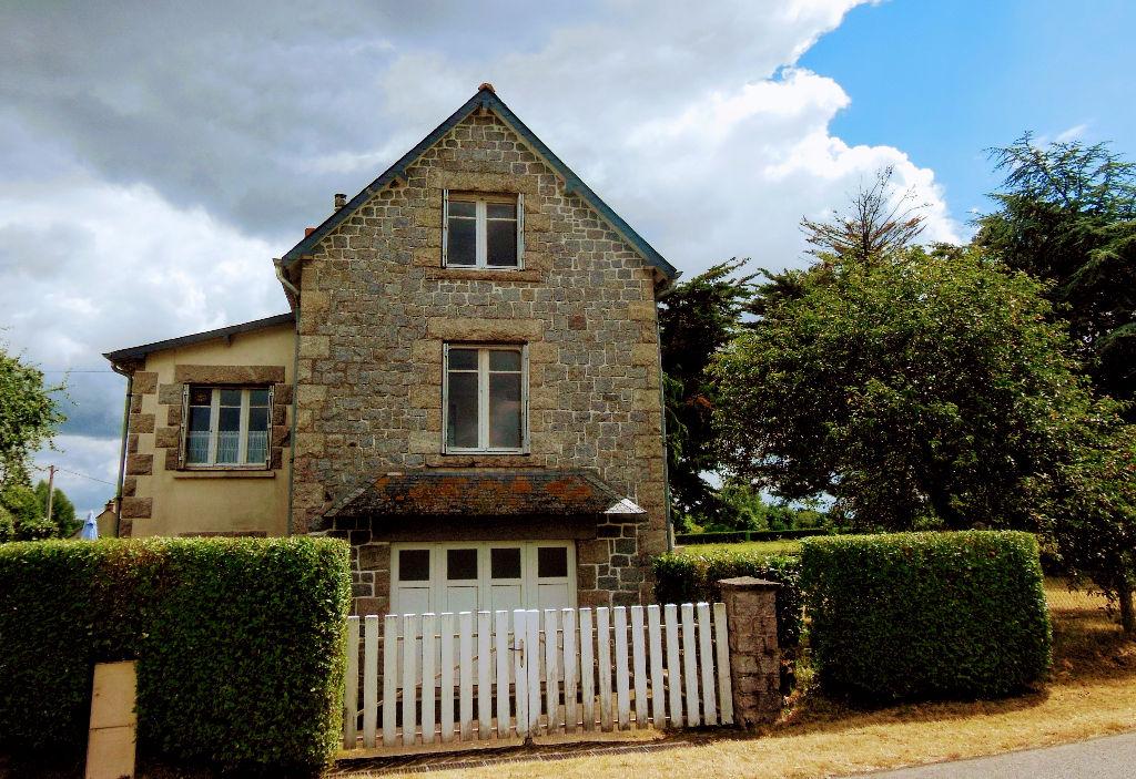 SOUS-OFFRE 10 min Dinan: jolie maison 4 pièces et jardin